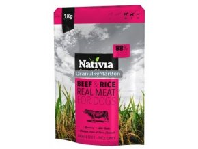 Nativia Real Meat Beef