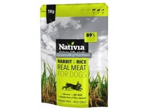 Nativia Real Meat Rabbit