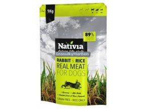 Nativia Real Meat Rabbit