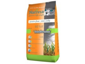 Nativia Cat Adult Duck Hairball