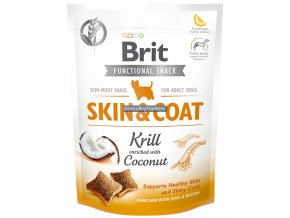 Brit Care Dog Functional Snack Skin Coat