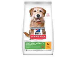 Hills sp canine small mini mature