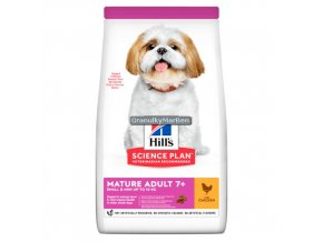 Hills sp canine adult 7 small mini mature