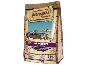 Natural Greatness Wild Recipe All Breed Kachna kruta kure