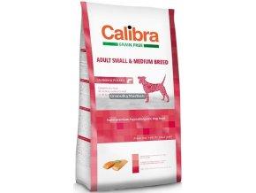 Calibra Dog Grain Free Adult Small Medium Breed Salmon