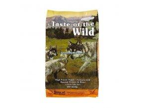 Taste of the Wild High Prairie Puppy 6kg exspirace srpen 2020