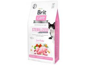 Brit Care sterilized senstivie rabbit