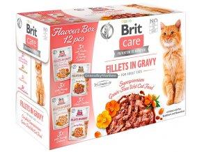 kapsicky Brit Care flavour box