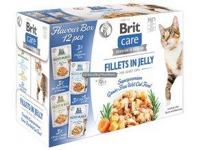 kapsicky Brit Care fillets in jelly box