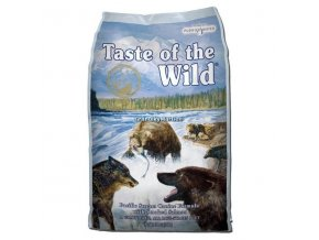 Akce Taste of the Wild Pacific Stream Canine 12,2kg