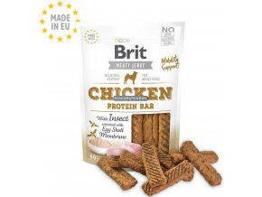 Brit Meaty Jerky Chicken Protein Bar