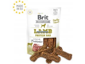 Brit Meaty Jerky Lamb Protein Lamb