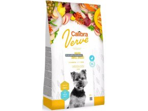 calibra dog verve junior small breed chicken