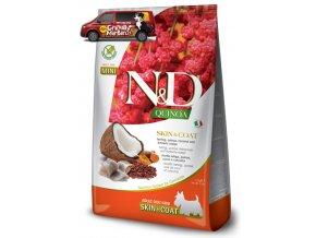 nd quinoa adult mini herring