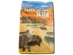 Taste of the Wild High Prairie Canine 6kg exspirace květen 2021