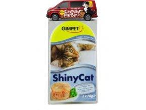 ShinyCat konzerva tunak krevety