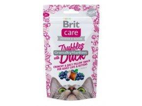 Brit Care Cat Snack Meaty Duck
