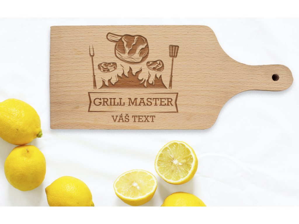 grill master text