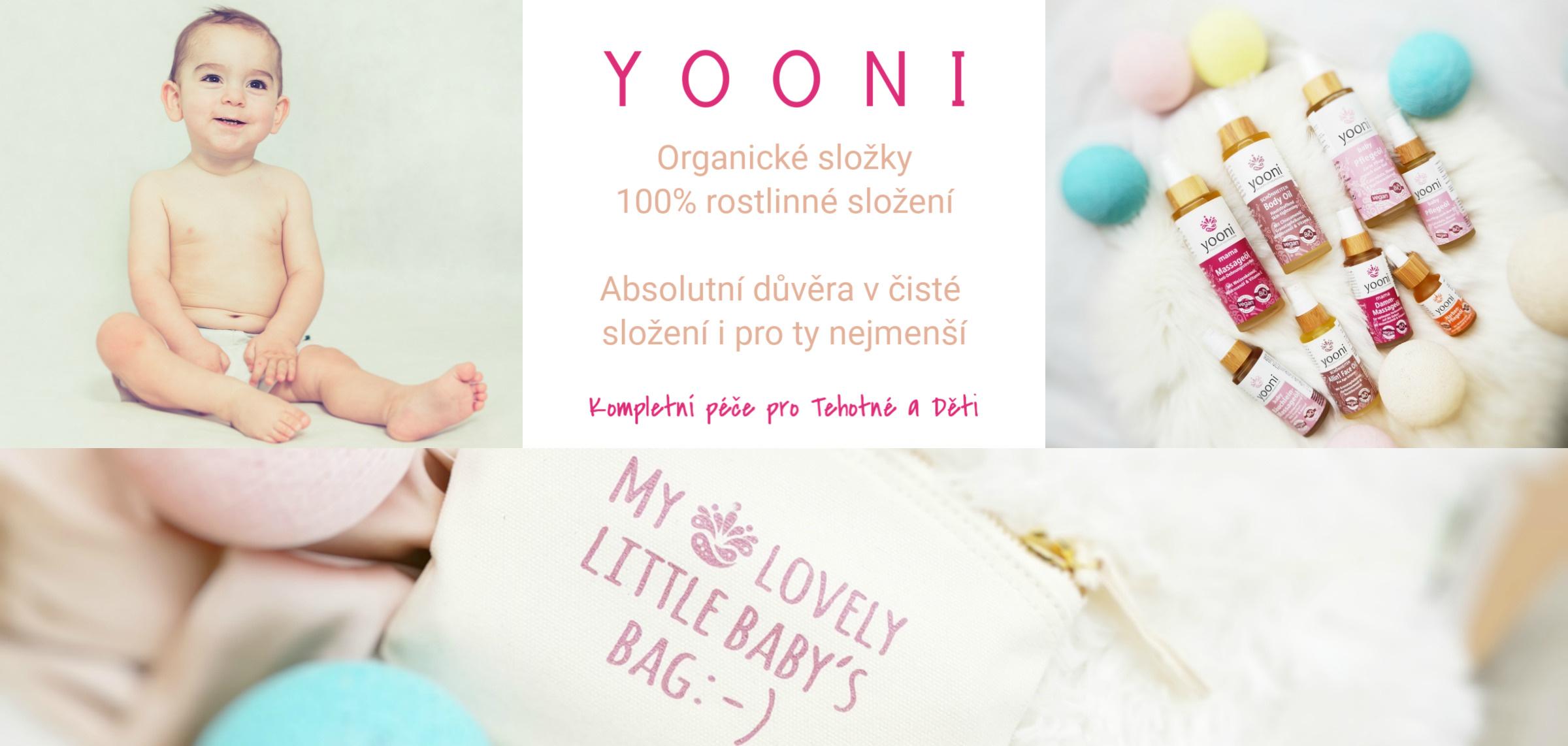 Nová krásná kosmetika pre Maminku a dětátko