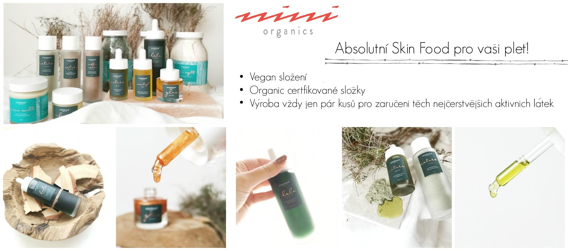 Vyskoušejte absolutní Skin Food pro vaši pleť
