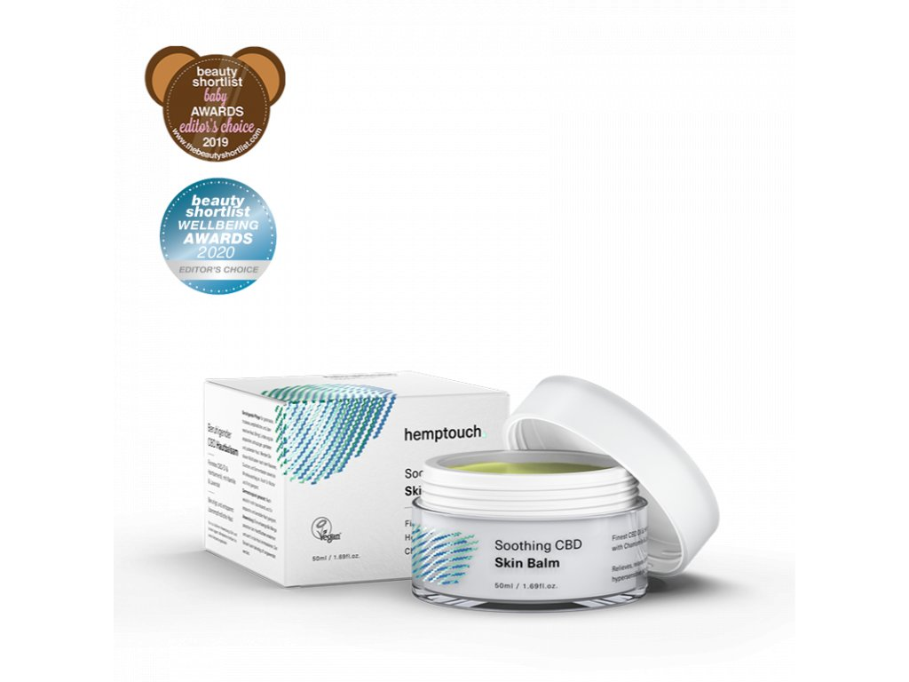 Hemptouch Ointment for Irritated skin A