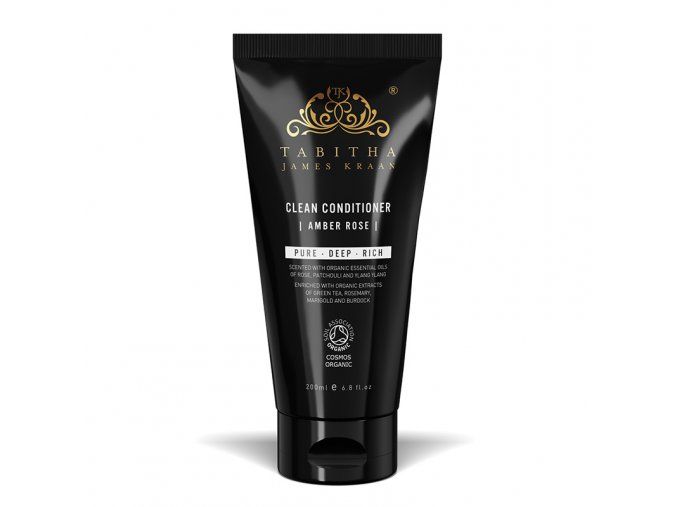 clean conditioner amber rose 200ml