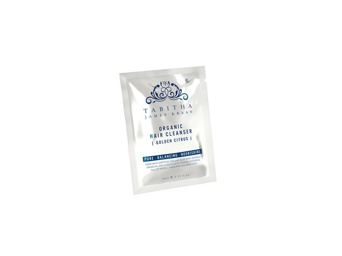 medium gMlKnSyoSIip586d8PLI sachet hair cleanser golden citrus 10ml