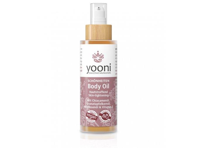 100 ml schönheiten Body Oil Website