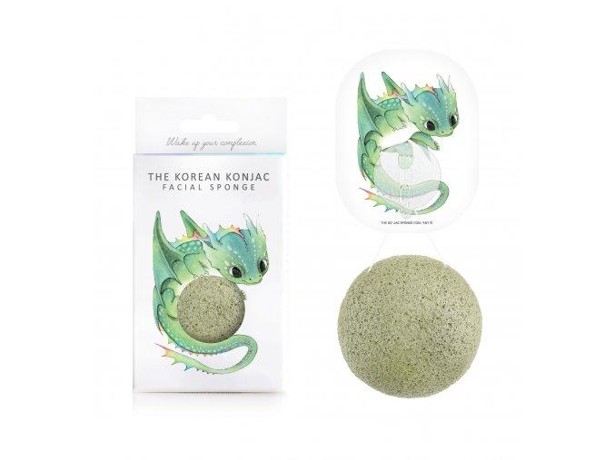 Mythical Dragon Hook & Sponge 01
