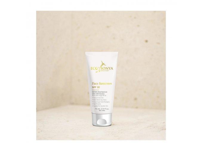 pletovy opalovaci krem spf 30 natural sunscreen 75ml