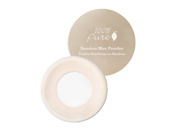 100percent bamboo blur powder 1
