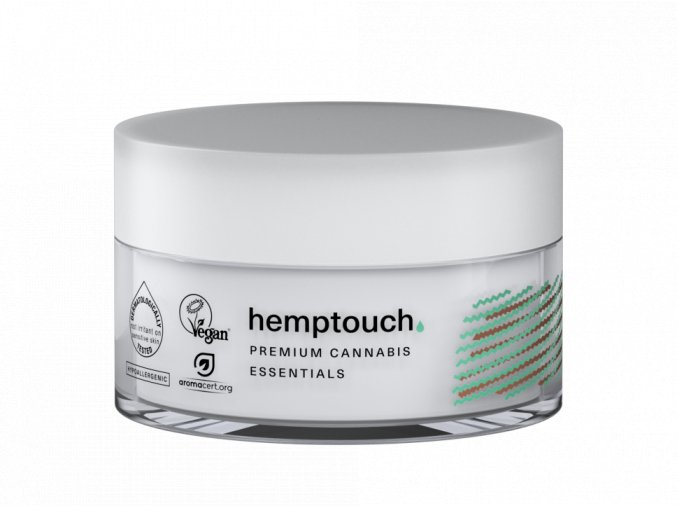 Hemptouch onitment for problem skin A