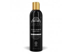 clean shampoo amber rose 250ml