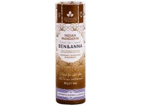 ben anna natural soda deodorant ben anna natural soda deodorant indian mandarine sku65726