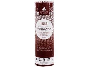 ben anna natural soda deodorant ben anna natural soda deodorant nordic timber sku65726