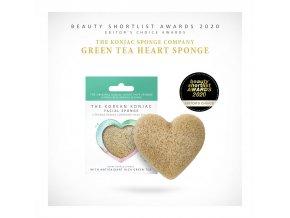 Award GreenTeaHeartSponge 1200x1200