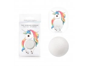 Mythical Unicorn Standing Hook & Sponge 01