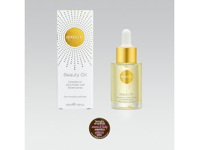 hayou beauty oil and box straight a