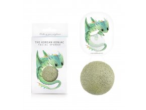 Mythical Dragon Hook & Sponge 01