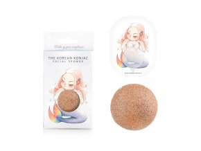 Mythical Mermaid Pink Hook & Sponge 01