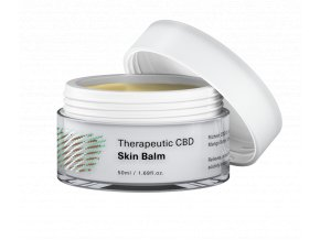 therapeutic cbd skin balm fill