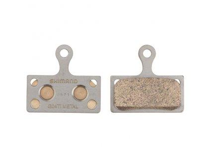Platničky G04Ti Metal