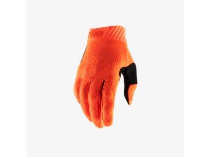 19 RIDEFIT Fluo Orange Black 01
