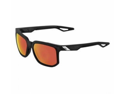 centric soft tact crystal black hiper red multilayer mirror lens