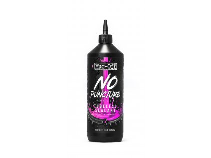 muc off no puncture hassle tubeless sealant 1 litre 1