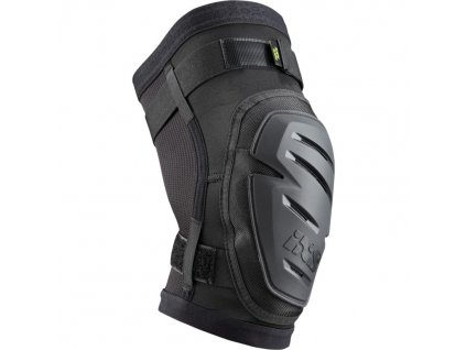 ixs chranice kolen hack race knee guard black 01