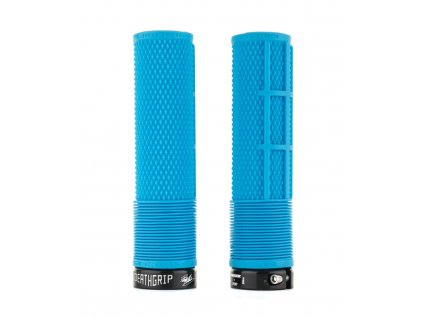 Flangeless DeathGrip blue
