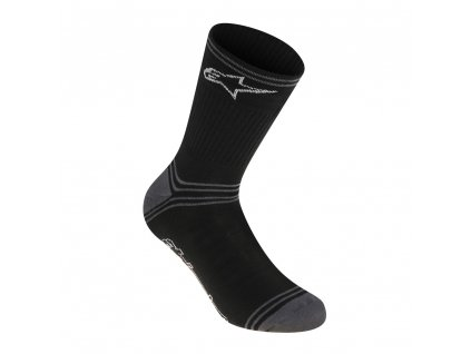 AS Winter Socks Black Grey 01