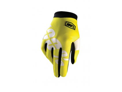 iTRACK Neon yellow 01