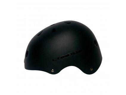BMX čierna